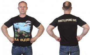 Мужская футболка За ВДВ с доставкой