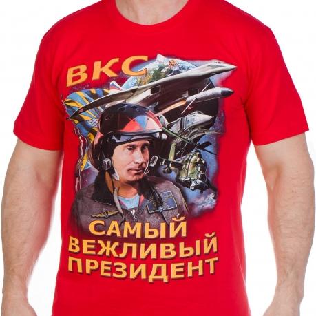 Футболка ВВС Путин
