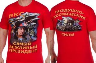 Заказать оптом футболки ВВС Путин