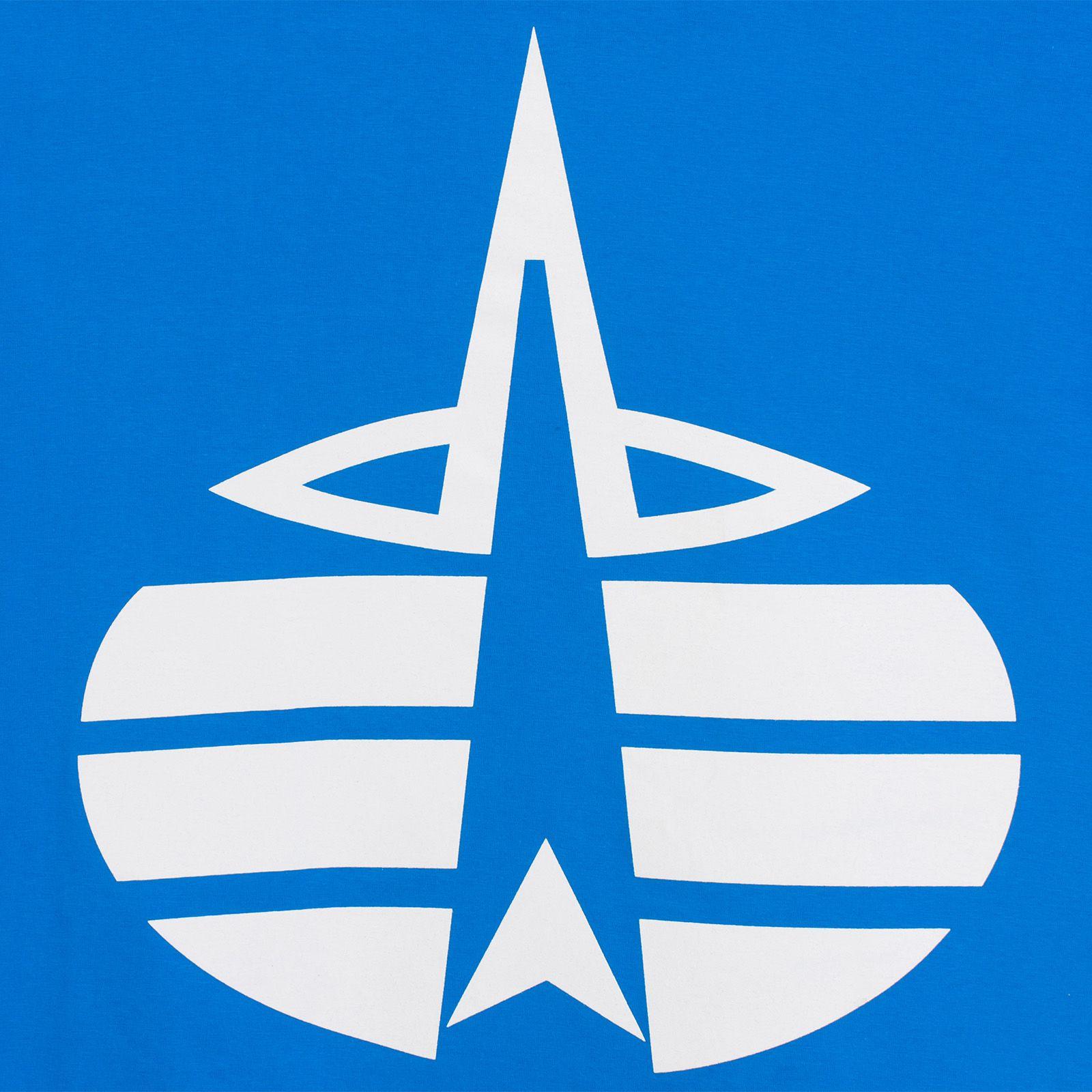 Футболка «Воздушно-космическая оборона» с эмблемой ВКО
