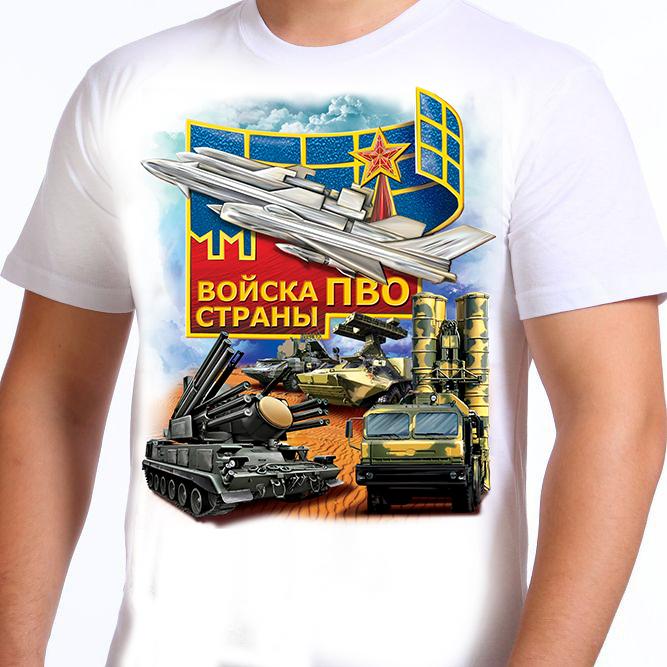 Футболка Войск ПВО