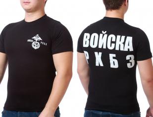 """Футболка """"Войска РХБЗ России"""" с доставкой"""