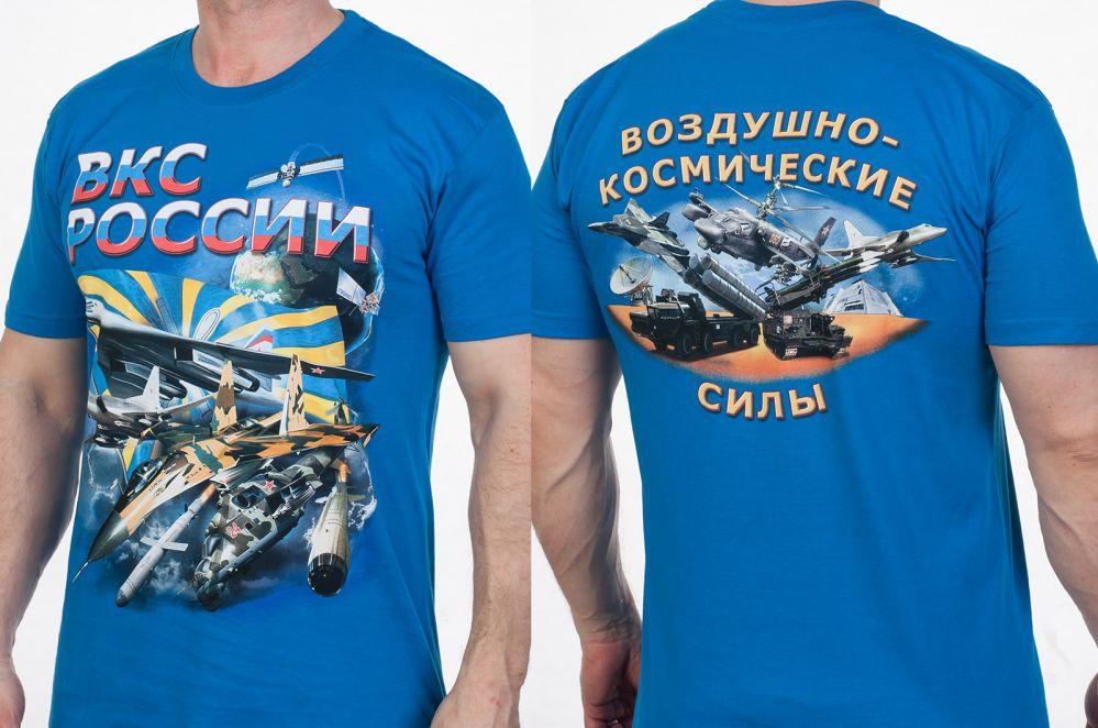 Футболки ВВС со скидкой в Военпро
