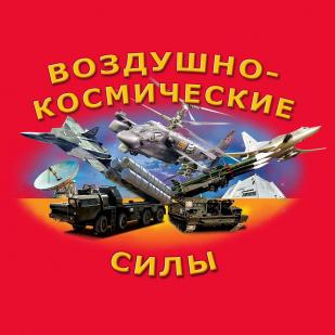 Футболка Воздушно-космические силы РФ