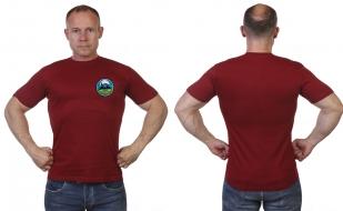Мужская футболка с вышивкой 16 ОБрСпН ГРУ