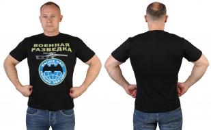 Мужская футболка военного разведчика