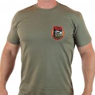 Стильная мужская футболка «Я из Морской Пехоты».