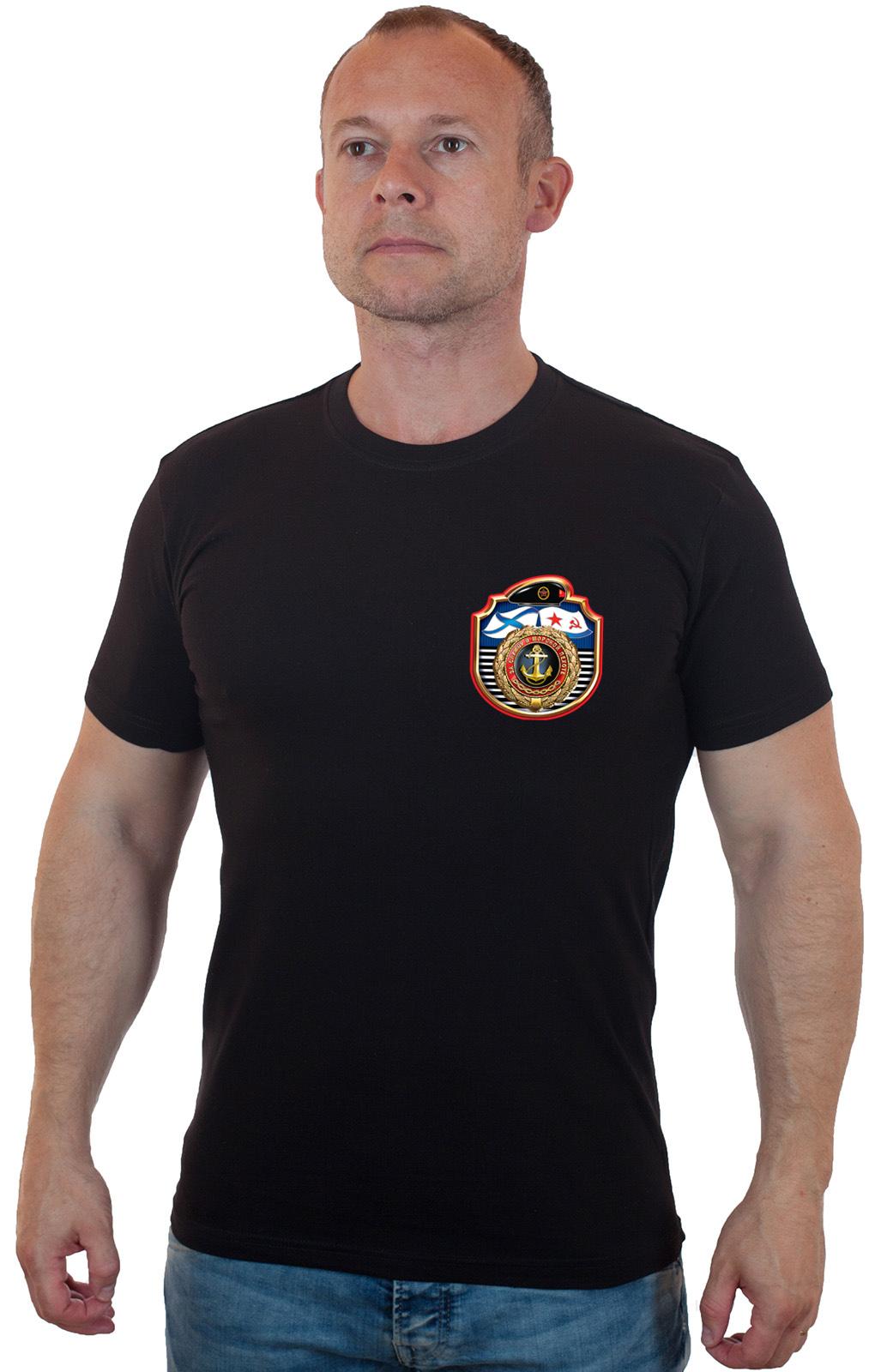 Купить в военторге футболку с морпеховским принтом