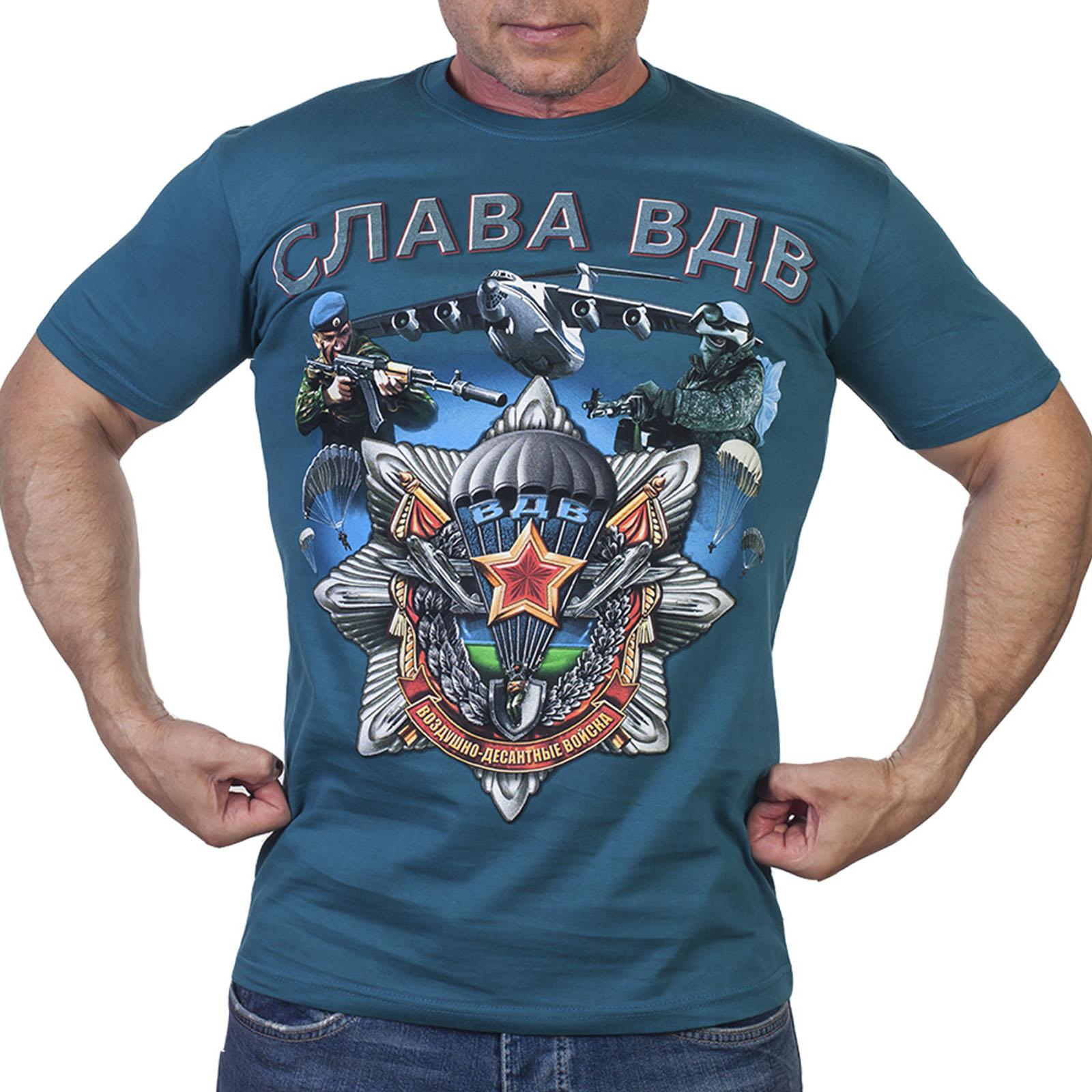 Мужская футболка Слава ВДВ!