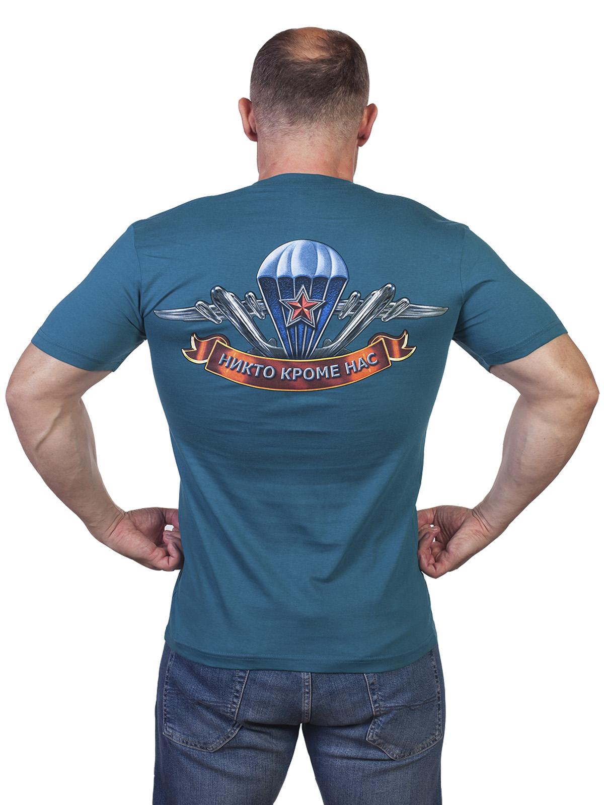 Мужская футболка Слава ВДВ! - купить в розницу
