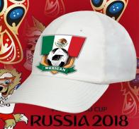 Футбольная бейсболка МЕКСИКА