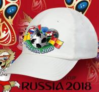 Футбольная кепка Россия