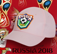 Футбольная кепка Russia-2018.