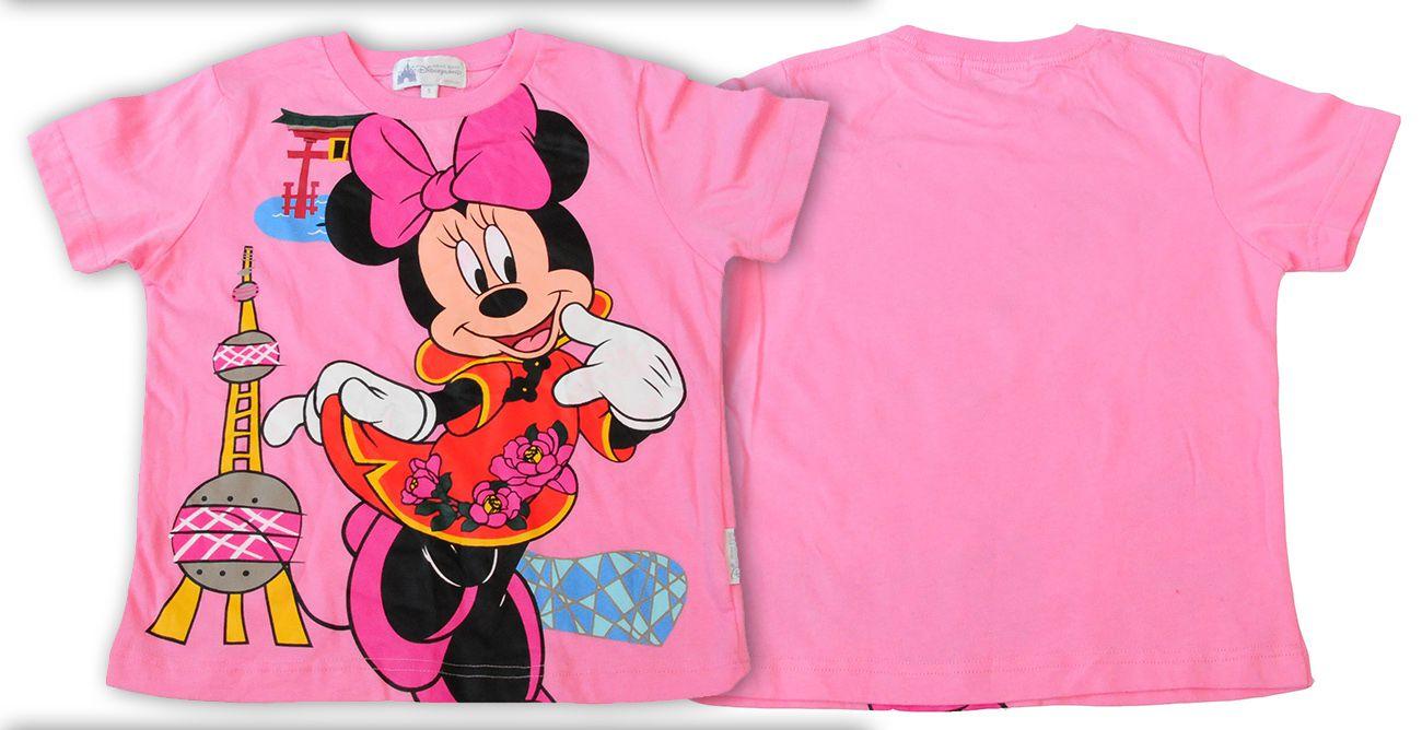 Футболочка для девочки Disney® Minnie Mouse - общий вид