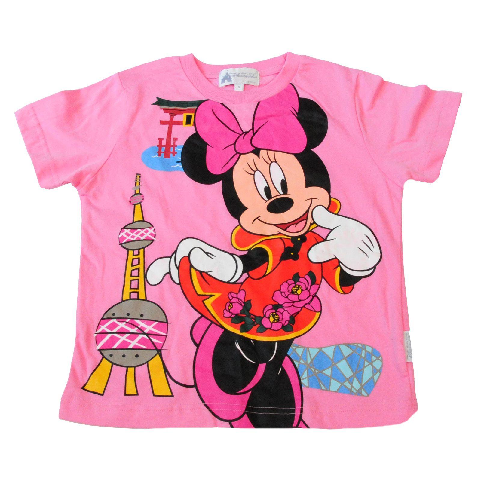 Футболочка для девочки Disney® Minnie Mouse