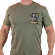 Чисто по-мужски! Эффектная футболка ДШБ – Никто, кроме нас!