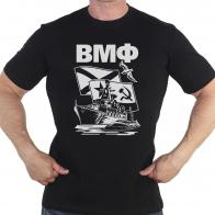 Мужская милитари футболка с принтом ВМФ