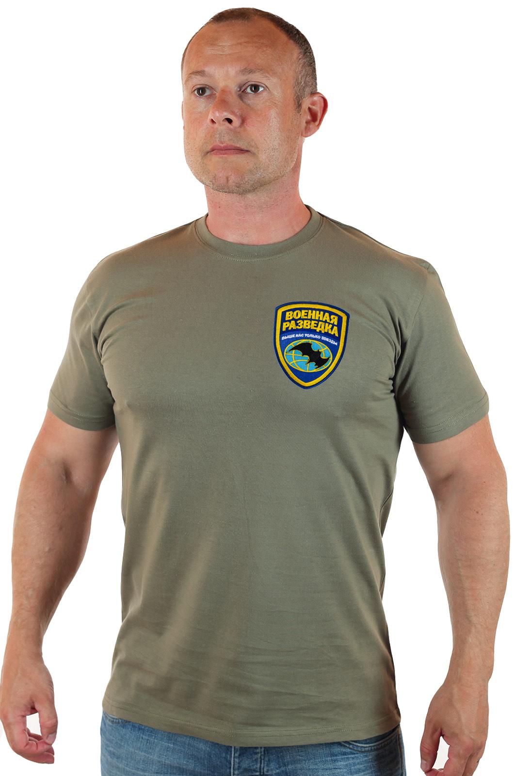 Купить в военторге футболку Военная Разведка