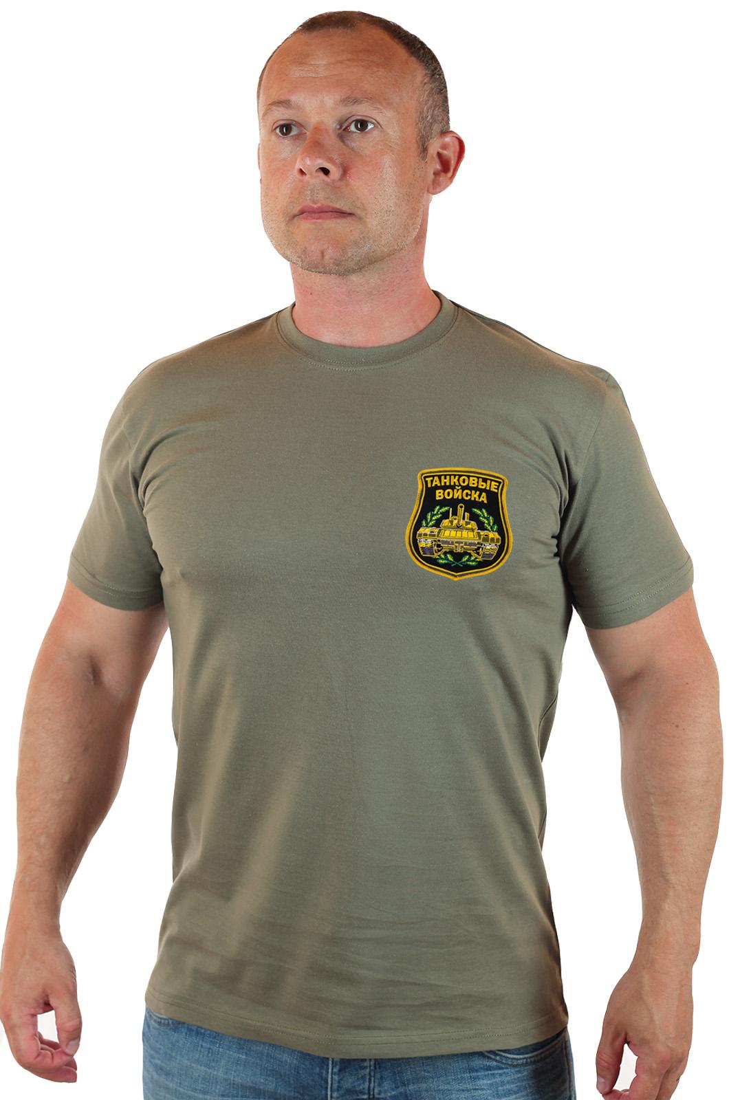 Купить футболку для танкиста оптом и в розницу