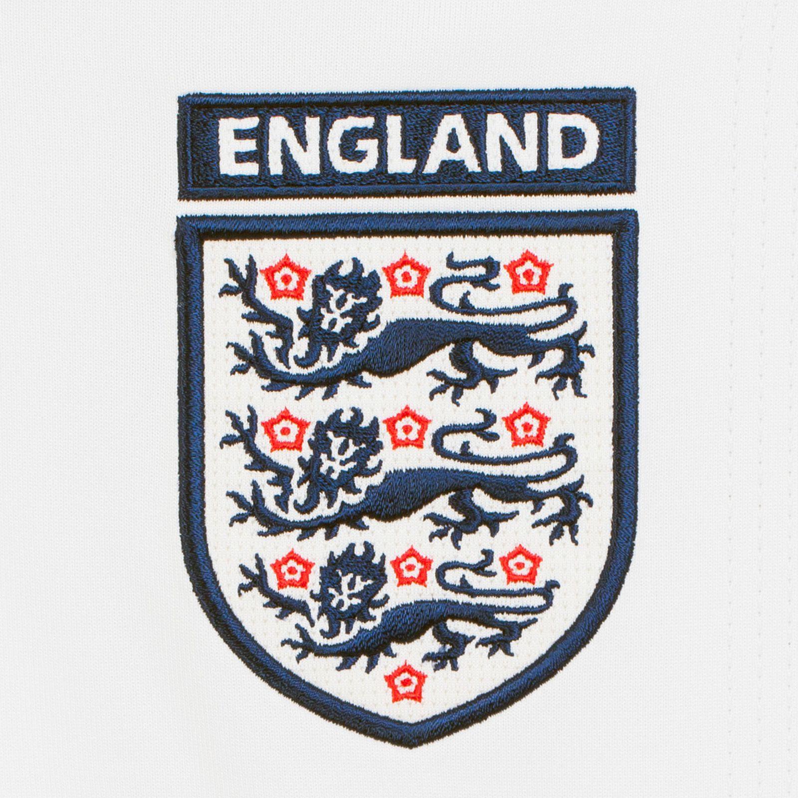 Футболка сборной Англии от лучшего бренда