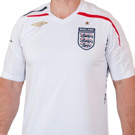 Футболка сборной Англии  (Umbro, Англия)