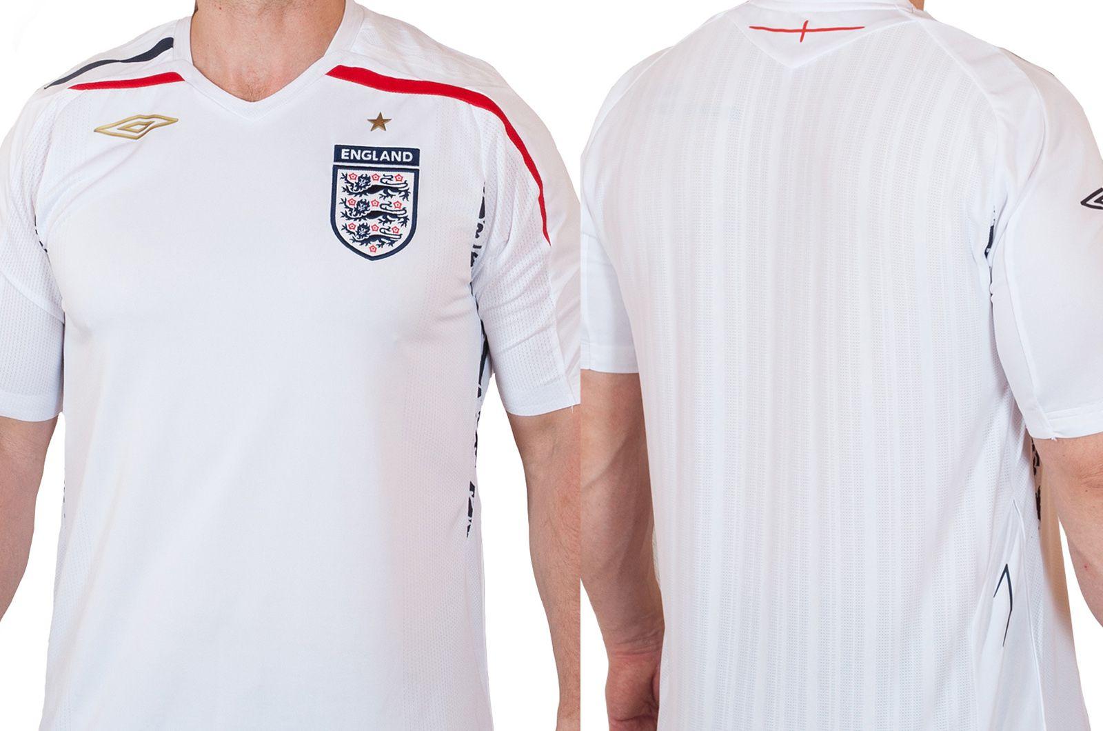 Заказать футболки сборной Англии