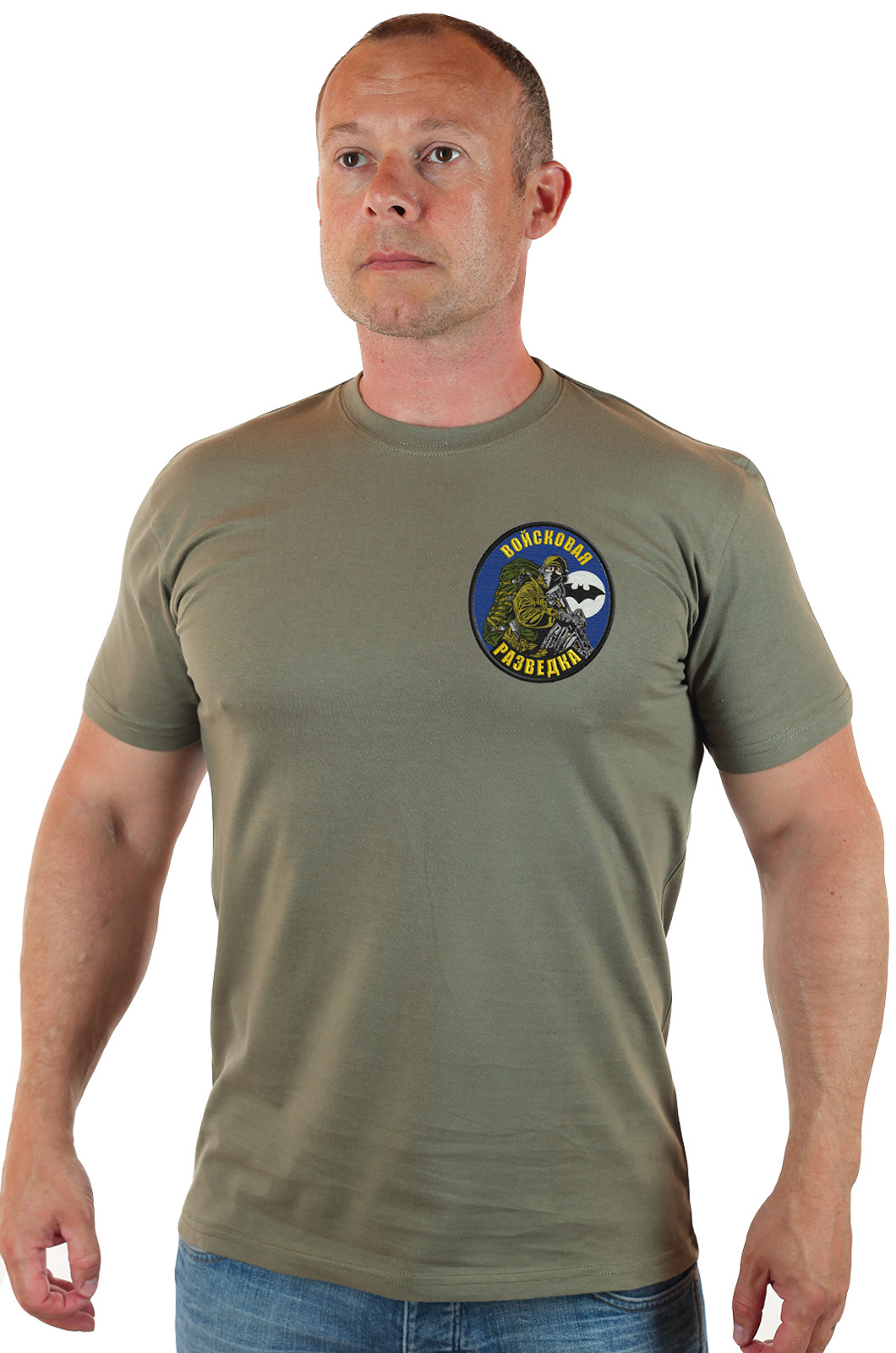 Купить в Москве футболку Войсковая Разведка