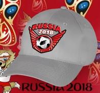 Футбольная бейсболка Russia 2018.