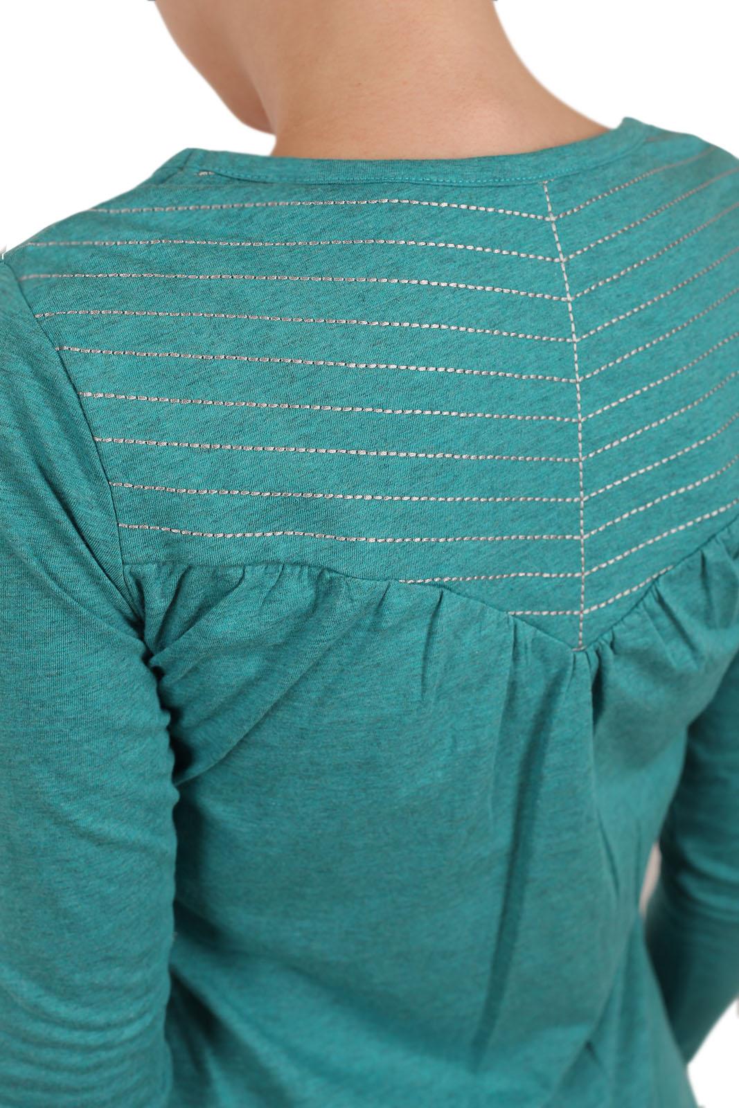 Гармоничная женская кофточка от ТМ Panhandle. Этот фасон особенно эффектно смотрится с джинсами! Нет подходящих? В нашем каталоге десятки моделей!