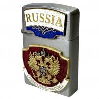 Газовая зажигалка Russia