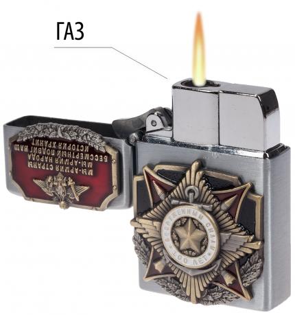 """Газовая зажигалка Zippo """"Вооруженные силы страны"""""""