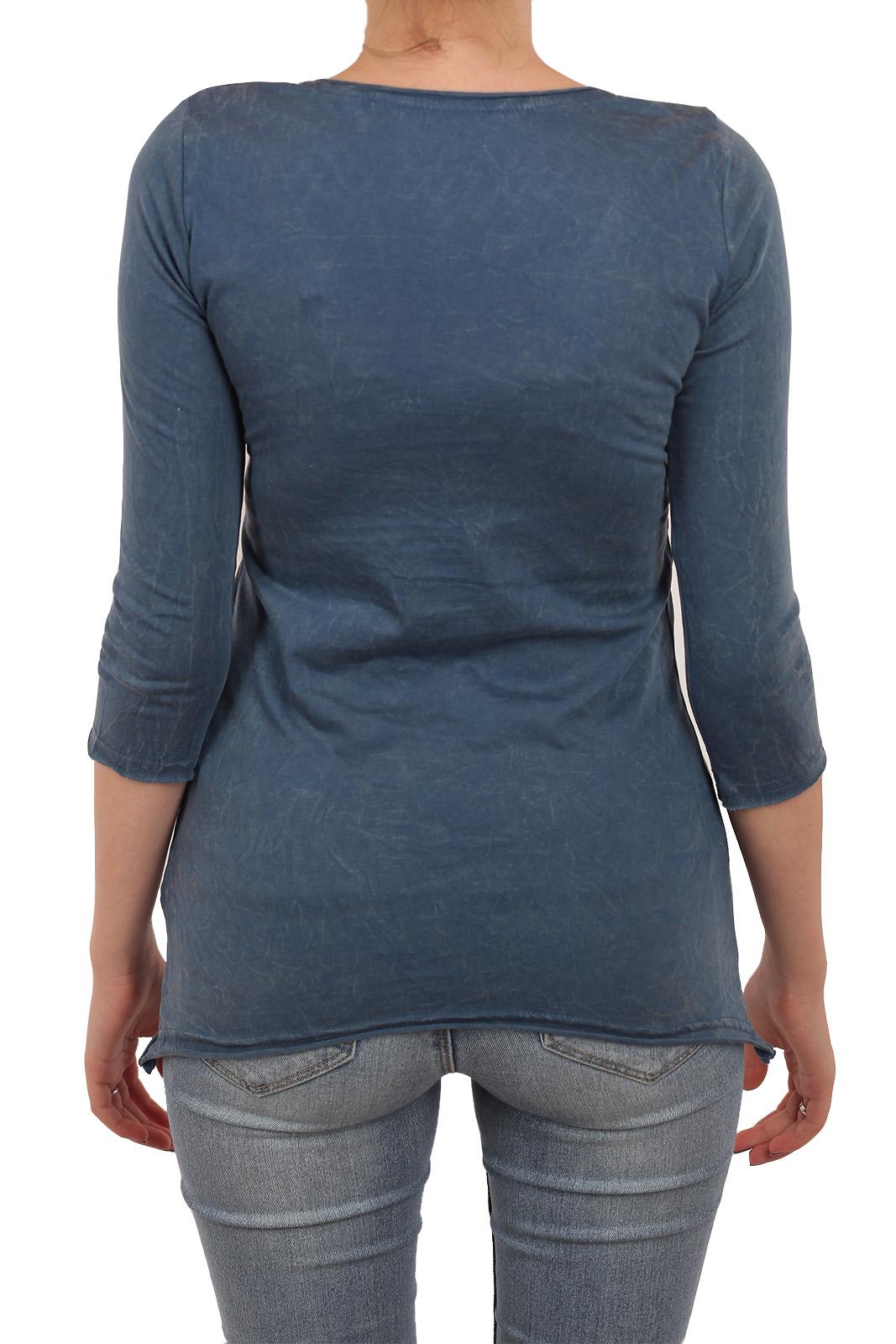 Женская кофта Panhandle с укороченными рукавами и ассиметричным низом. Восточный орнамент, модный цвет и ай-какая приятная цена!