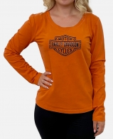 Женская кофта реглан Harley-Davidson