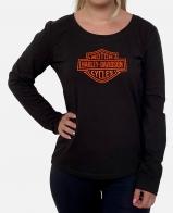 Женский реглан Harley-Davidson