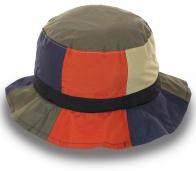 Геометрическая шляпа для женщин. Стойкий цвет, отличный пошив