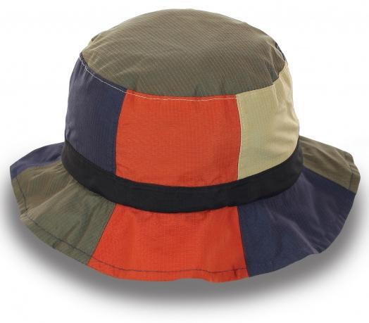 Геометрическая шляпа женщин. Стойкий цвет, отличный пошив