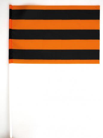Георгиевский флаг на палочке