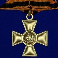 Георгиевский крест I степени (с бантом)