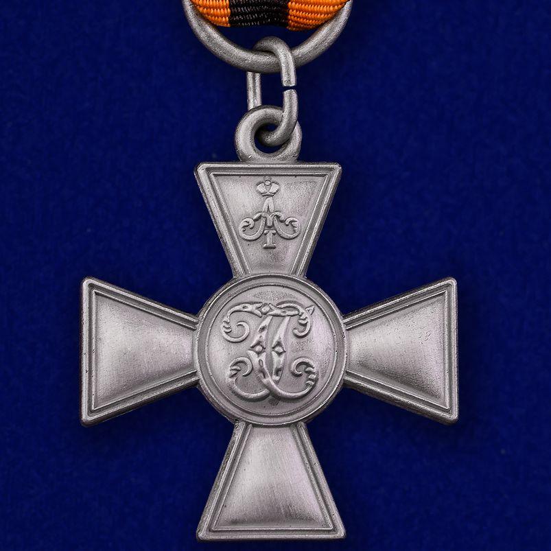 Знак Отличия ордена Св. Георгия - общий вид