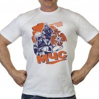 Геройская мужская футболка МЧС