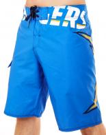 Гидрофобные шорты San Diego Chargers для энергичных парней