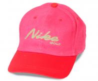 Женская розовая бейсболка с крутой вышивкой