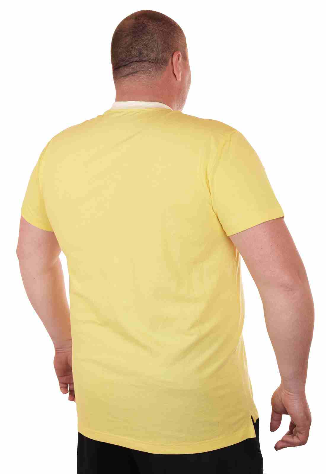 Гламурная футболка Ralph Lauren (США) для модных парней-сзади