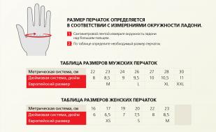 Горнолыжные перчатки Toread
