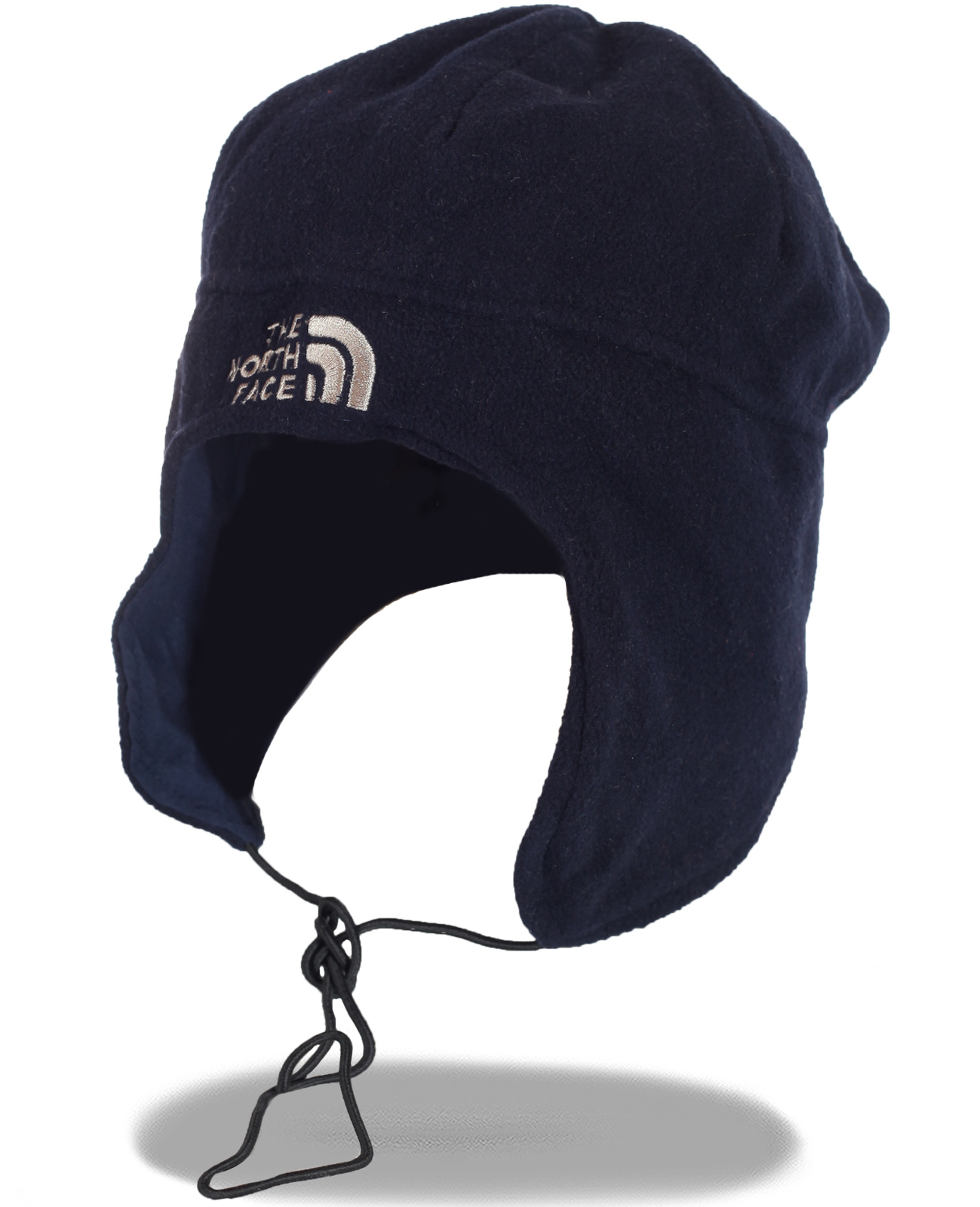 Глубокая мужская флисовая шапка с ушами. Согреет в любую непогоду. Комфортный мягкий уютный аксессуар