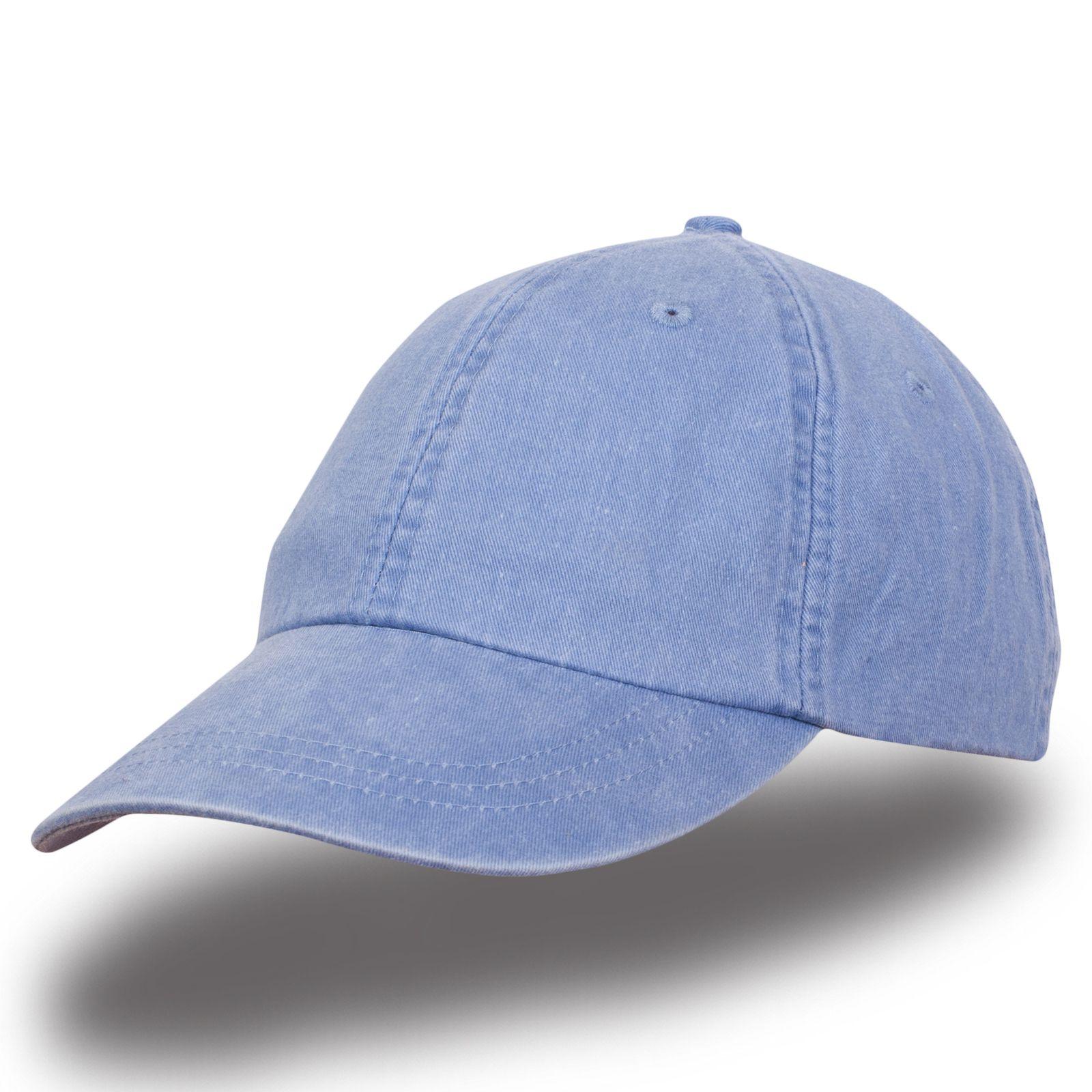 Голубая бейсболка - купить в интернет-магазине