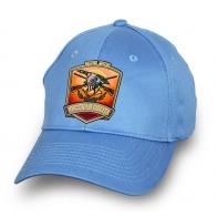 Голубая бейсболка РУССКАЯ ОХОТА