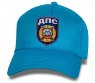 Голубая кепка ДПС.