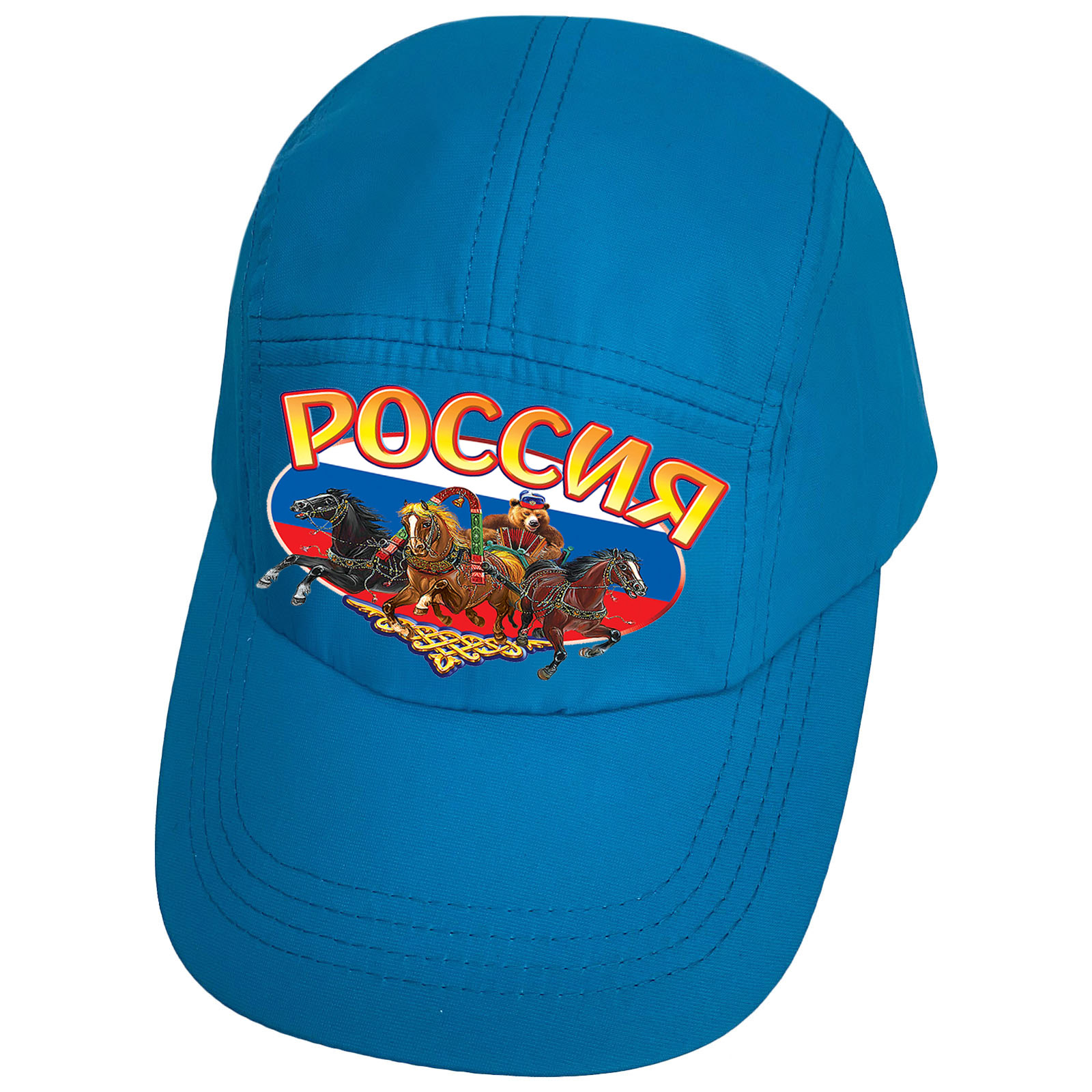Голубая кепка Россия