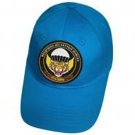 Голубая кепка с нашивкой 83 гвардейская ОДШБр